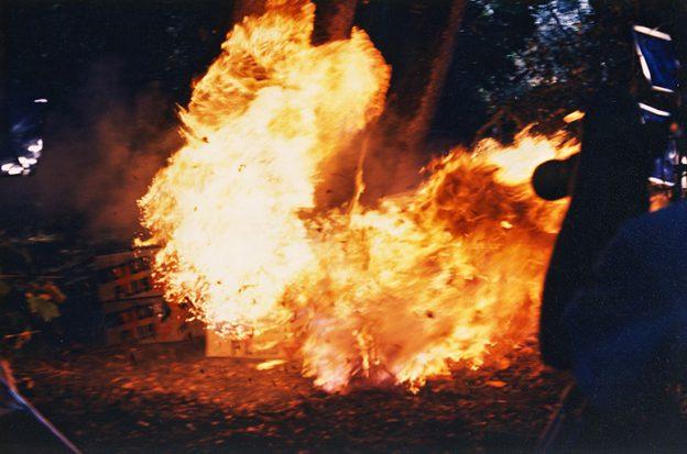 BBQ Explosion